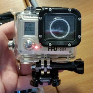 BluSmart Action Camera