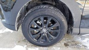 RAV4 Adventure wheels