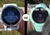 Garmin Fenix 5s vs Suunto Spartan Trainer WHR