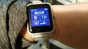 amazfit bip heart rate accuracy