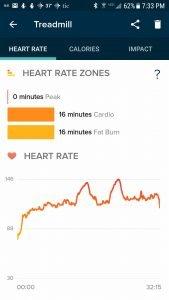 Fitbit Versa HR test