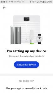 Nokia Health App