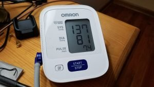 Omron Series 3 Upper Arm Blood Pressure Monitor