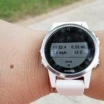 Garmin Fenix 5s also estimated .55 miles