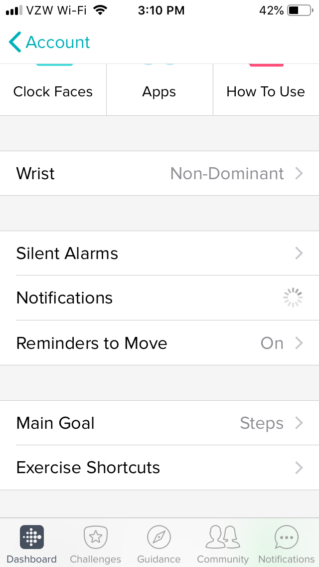 Fitbit Charge 3 Tips for Receiving Notifications, Getting