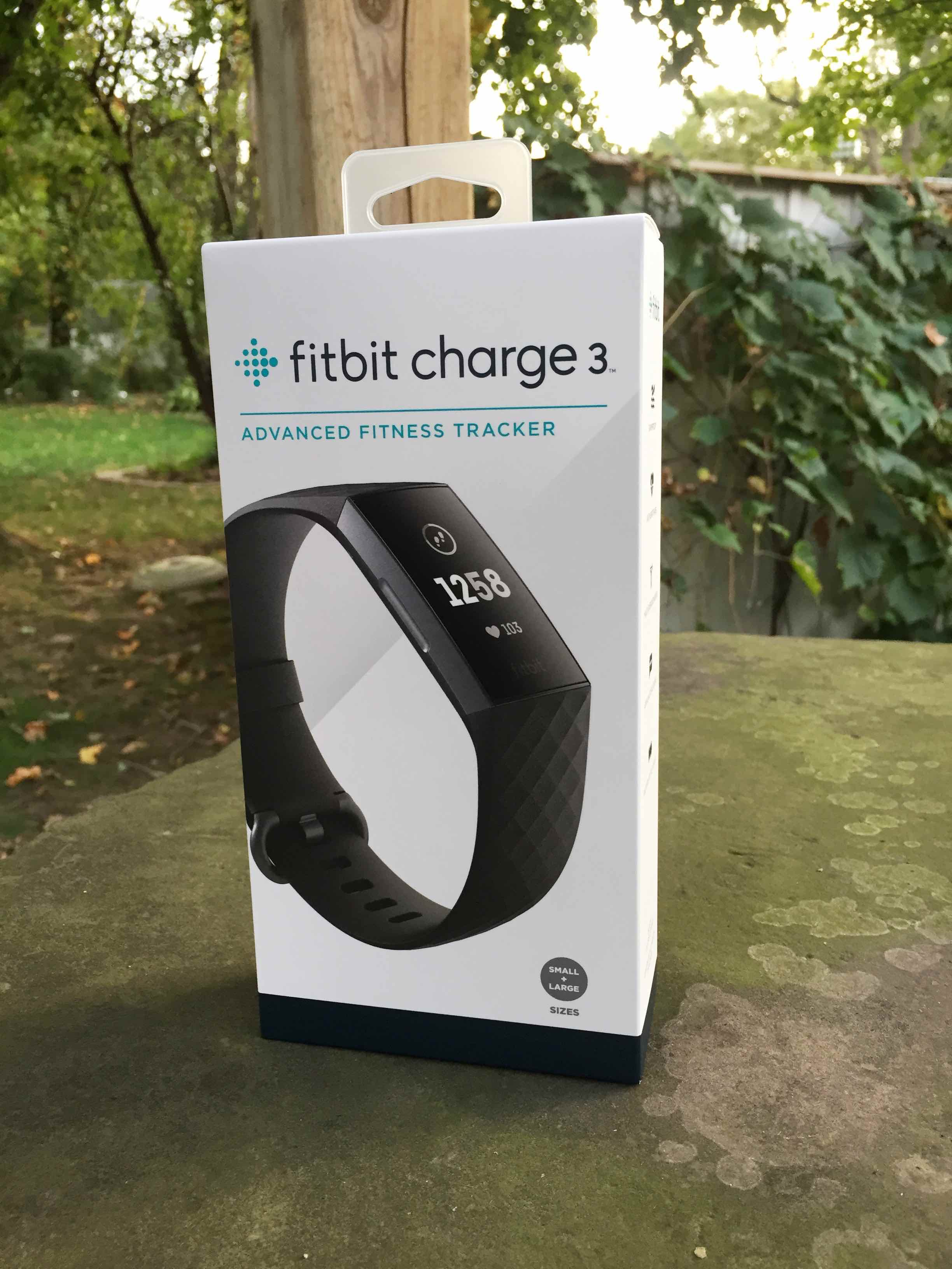 Fitbit Charge 3 Setup, First Heart Rate and Sleep Tracking Tests