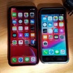 iphone XR vs iphone 6
