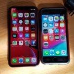 iphone XR vs iphone 6