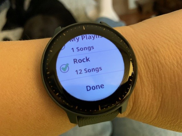 Learning How to Use the Vivoactive 3 Music and More | The