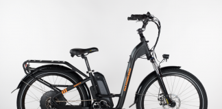 RadCity Step-Thru Electric Commuter Bicycle