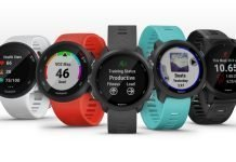 New Garmin Forerunner Watches
