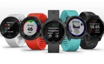 New Garmin Forerunner Watches