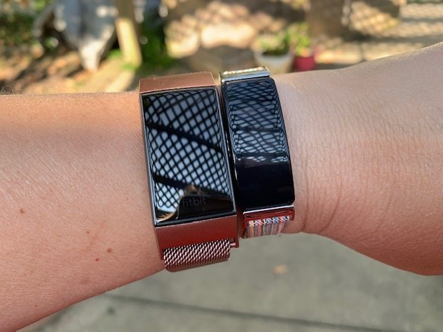 Fitbit Inspire HR versus Fitbit Charge 3 | The Journier