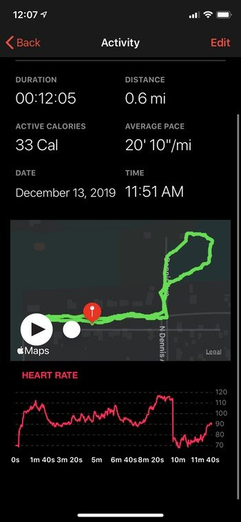 matrix power watch 2 GPS accuracy