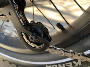 tension wheel