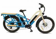 Vista Cruiser Electric Cargo Bike